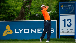 Lyoness Open, Thursday, June 9