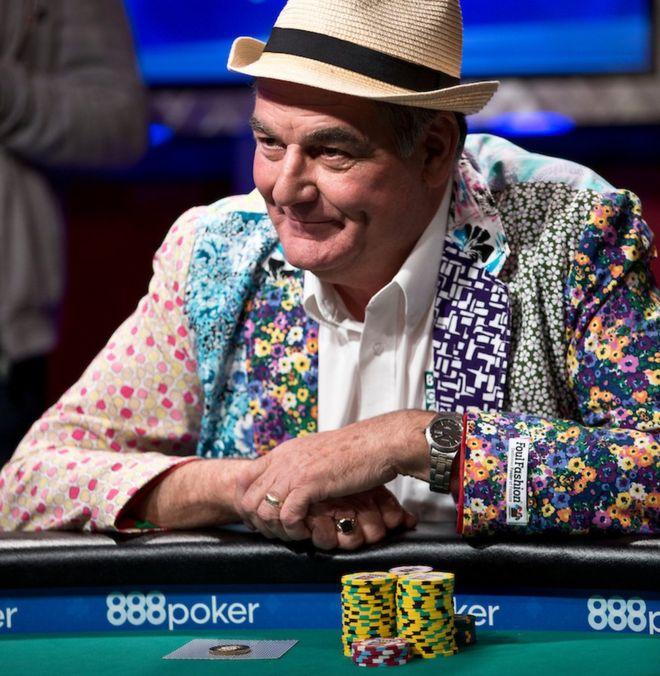john hesp poker