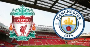 Liverpool vs Manchester City - Champions League